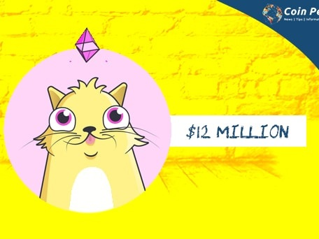 Cryptokitties sales hits all time high record $12million