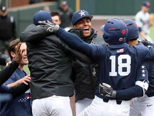 Baseball ranked No. 1 in preseason poll