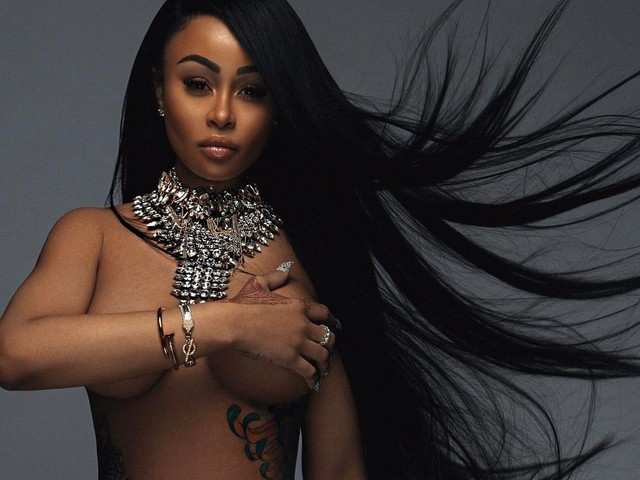 Blac Chyna's Music Career Is Coming Sooner Than We Think
