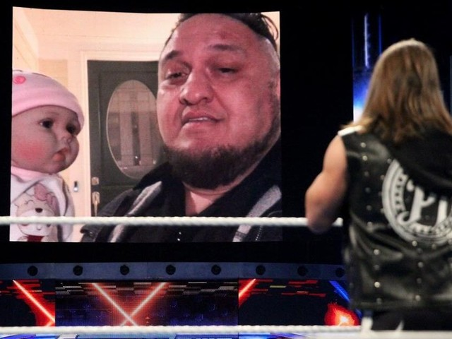 WWE SmackDown Live results: 5 things you missed overnight as Samoa Joe targets AJ Styles' family again