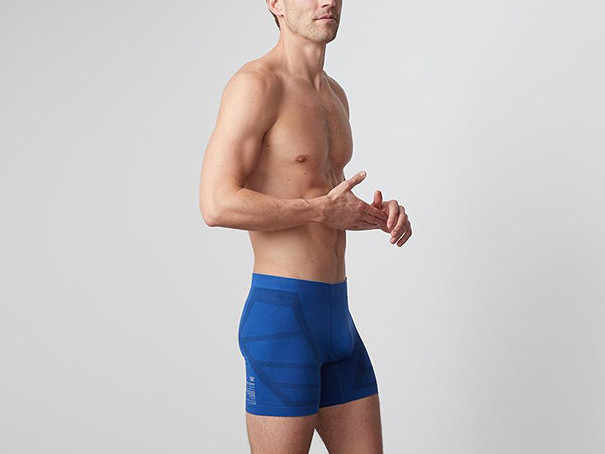 Body Mapping Technology Underwear - The Mack Weldon Stealth Boxer Brief is Like a Second Skin (TrendHunter.com)