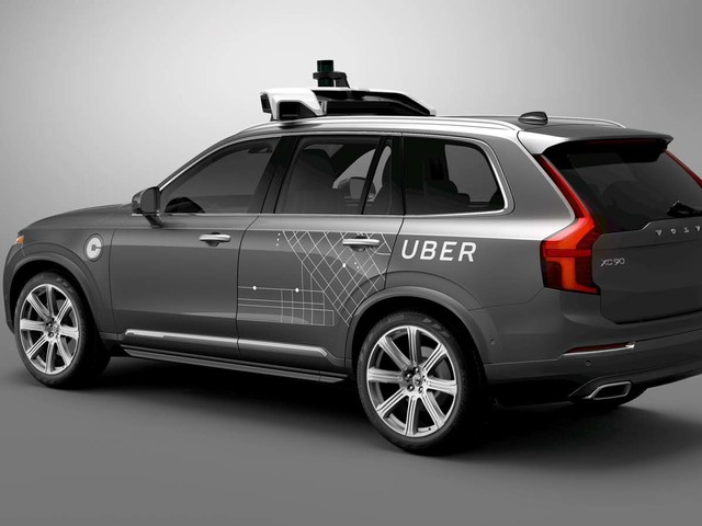Volvo to supply 24,000 self-driving XC90s to Uber