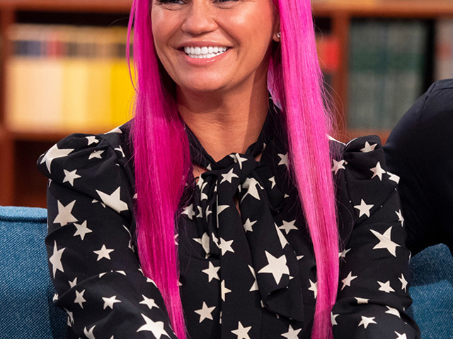 Kerry Katona reveals she's found her 'Mr Right' as she cosies up to Celebs Go Dating co-star