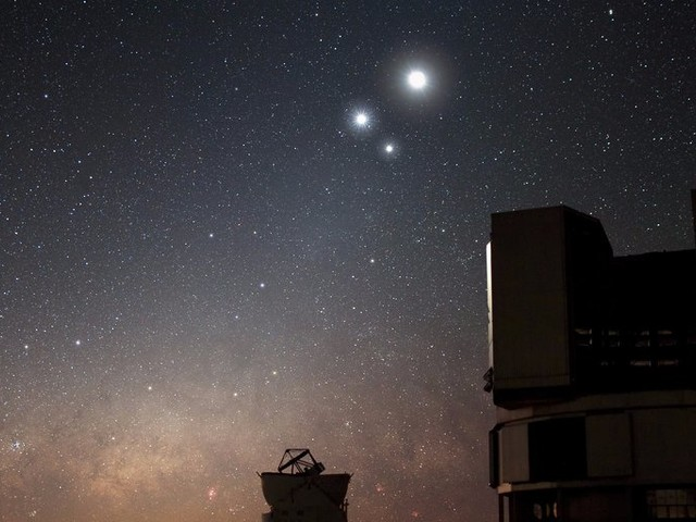 Venus and Jupiter will appear together in the sky — here's how to watch from anywhere in the world