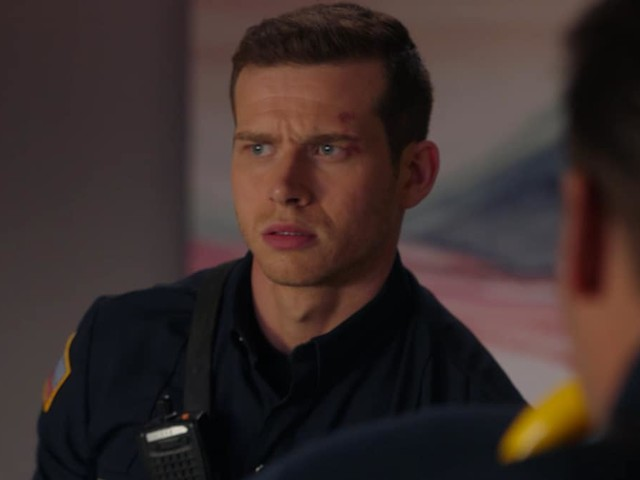 '9-1-1' Star Oliver Stark on Buck and Taylor's New Relationship Status, Eddie's Condition Going Into Blackout