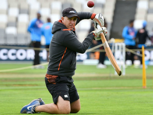 Cricket World Cup: New Zealand ready to show what they're made of against India