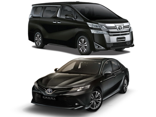 Toyota Camry Hybrid, Vellfire to get 8 years battery warranty