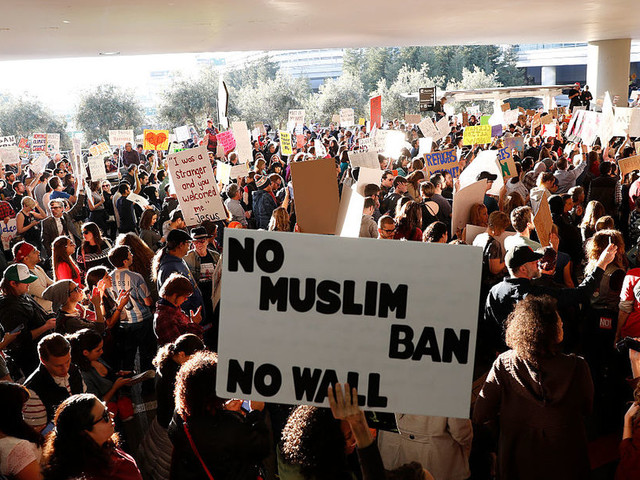 Another strikeout: Federal judge blocks Trump's Muslim ban 3.0