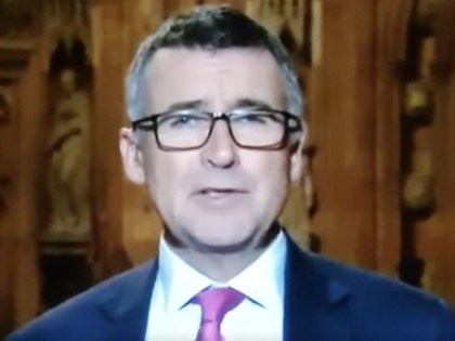 Watch: Tory MP trying to pass himself off as authority on Irish politics makes an eejit of himself