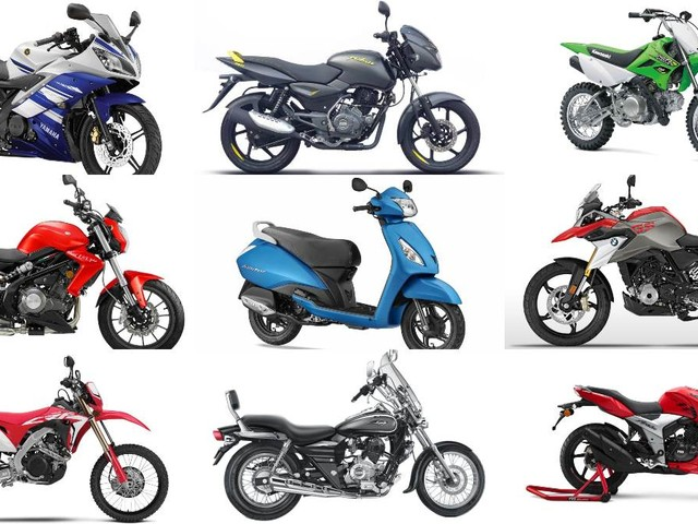 Types of Motorcycles In India – Beginners Guide