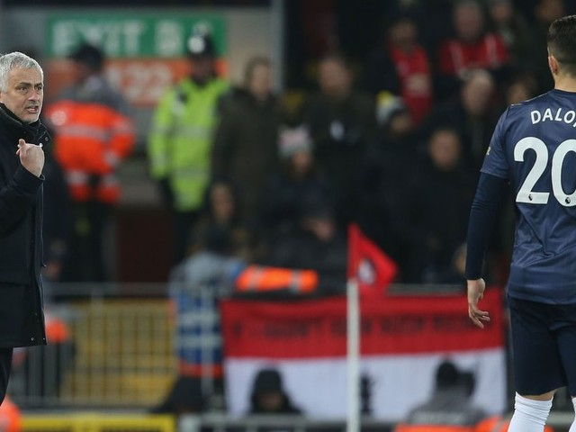 Former Man Utd boss Jose Mourinho asked about Roma transfers amid Diogo Dalot links