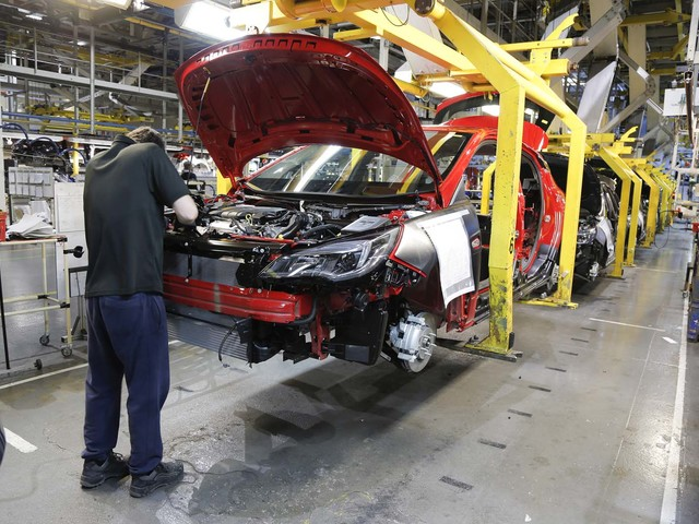 PSA maps out Vauxhall's path to profitability
