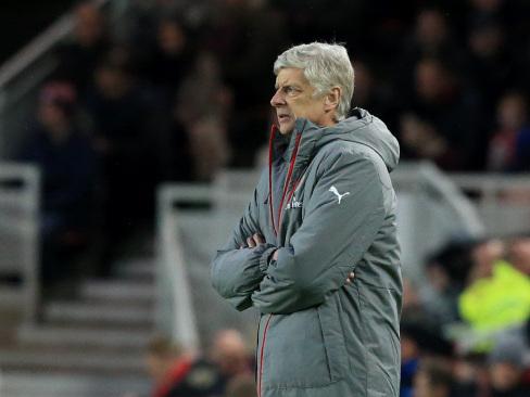 Wenger desperate for lifeline in Premier League finale