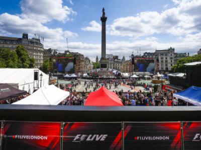 "London likely? Sadiq Khan to ""explore options of F1"""