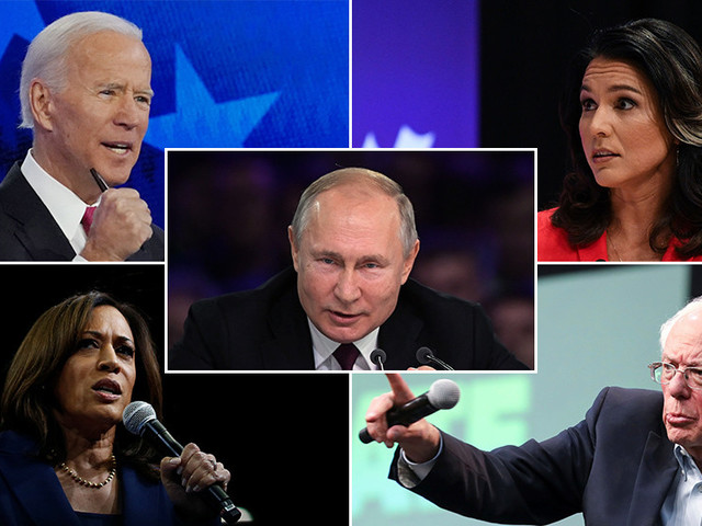 Who does Putin want in the White House in 2020? 'Experts' suggest reading RT to find out