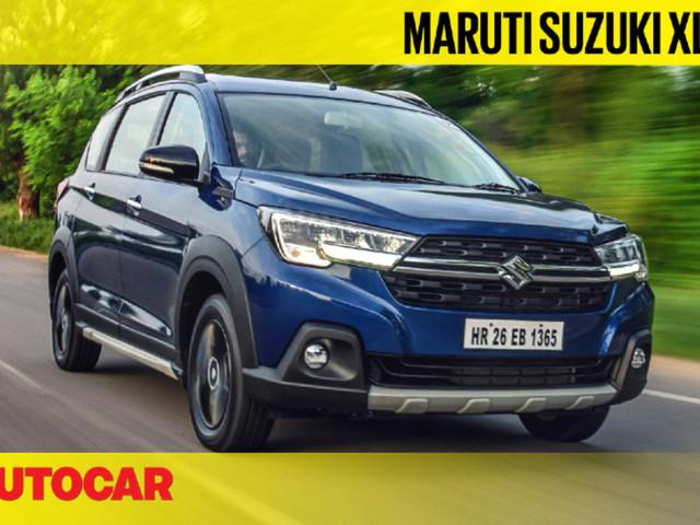 Review: Maruti Suzuki XL6 video review