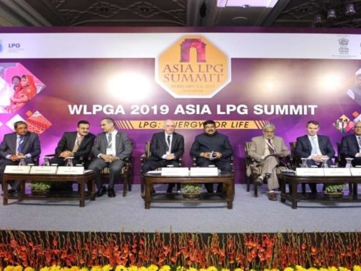 WLPGA 2019 Asia LPG Summit Inaugurated by Shri Dharmendra Pradhan, Hon'ble Union Minister for Petroleum & Natural Gas