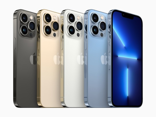 Apple Unveils the iPhone 13 and iPhone 13 Pro Lineup