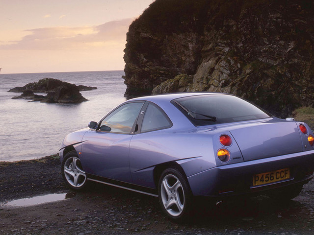 Used car buying guide: Fiat Coupe