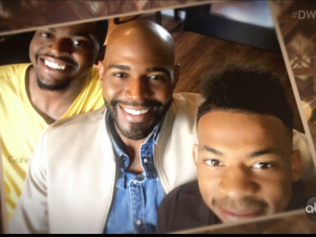 Queer Eye host Karamo Brown gets emotional about life as a single father on Dancing With The Stars