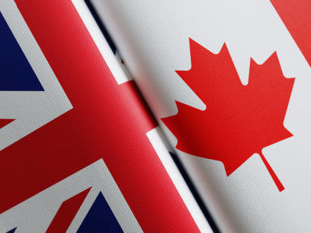 UK and Canada struck GBP 20B trade deal