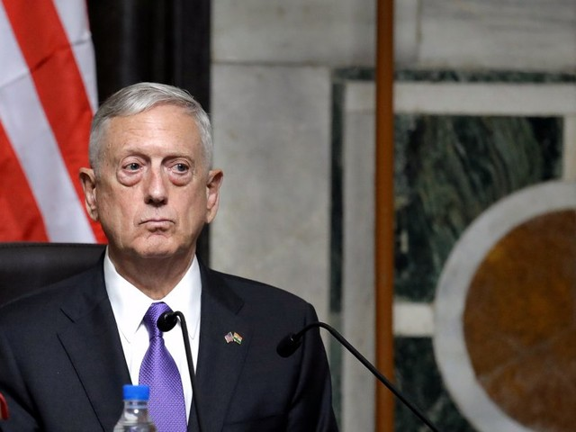 Mattis warned the military to 'be ready' for what Trump decides to do about North Korea