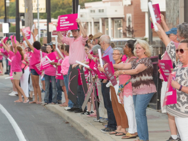 This week at progressive state blogs: #PinkOut protests; Ohio's mediocre job gains; propping up coal