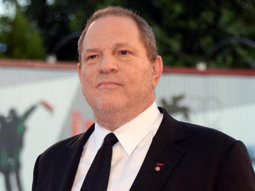 LAPD Investigating Rape Claim Against Harvey Weinstein