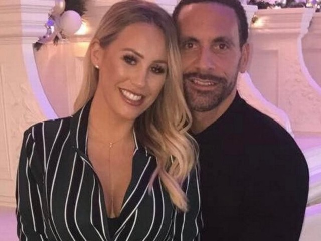 Kate Wright reveals her NINE bridesmaids for when she marries Rio Ferdinand