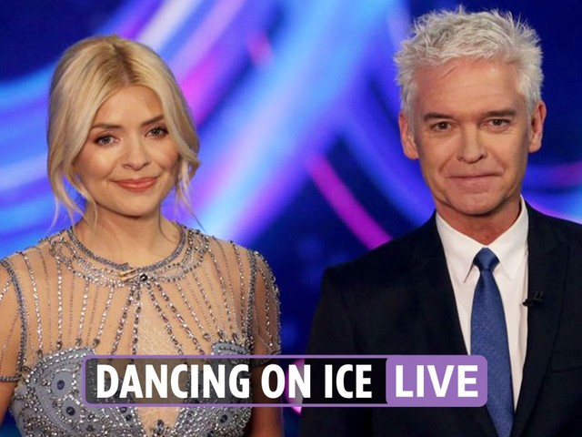 Dancing on Ice LIVE: Maura Higgins fumbles during performance before blaming professional partner for low scores