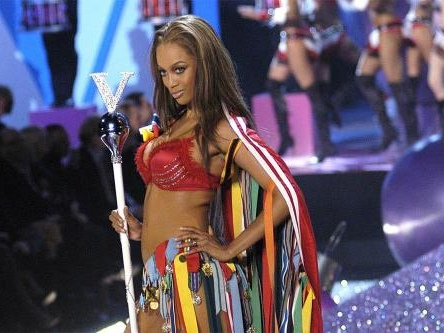 Tyra Banks proud to break down walls for African America models