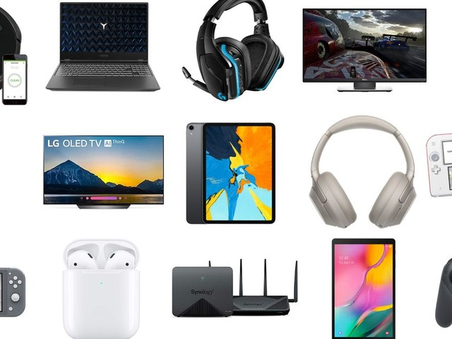 Samsung Galaxy, iRobot Roomba, LG 4K TVs, Nintendo Switch, and more deals for Aug. 9