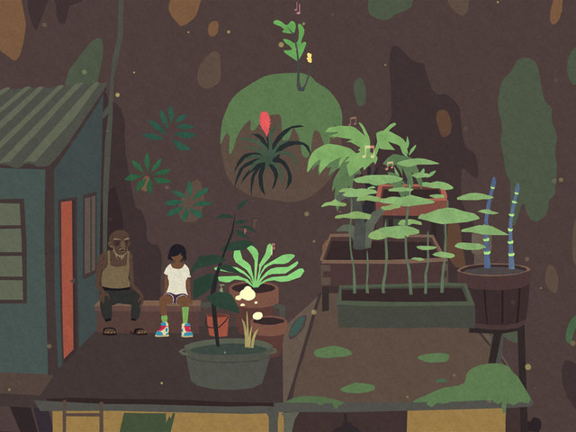 Mutazione's new Garden Mode lets you make more plant music