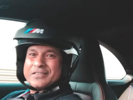 Sachin Tendulkar Goes Apex Hunting At BIC in a BMW M2