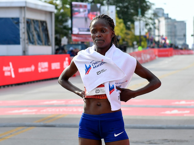 Kosgei and Hassan nominated for Female World Athlete of the Year