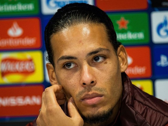 Virgil van Dijk insists Liverpool MUST show ambition by targeting double glory
