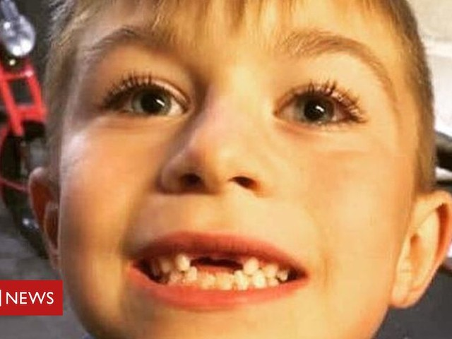 Lucas Dobson: River fall boy 'unlikely to be found alive'