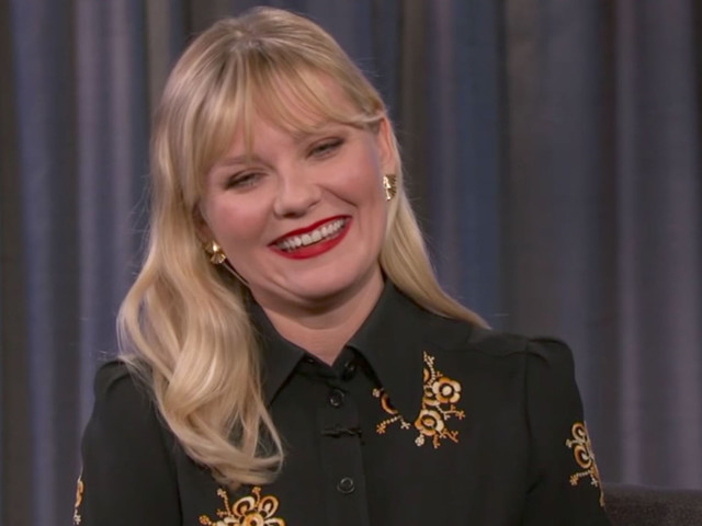 Kirsten Dunst Accidentally Got Stoned Out of Her Mind While Filming Her New Movie