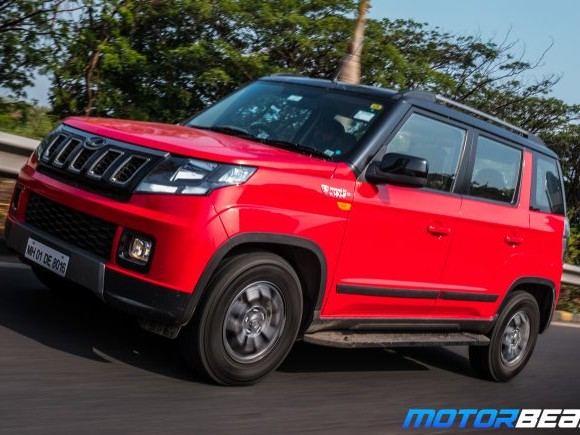 2019 Mahindra TUV300 Test Drive Review – Looks Better Now