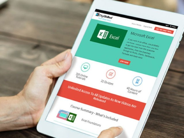 DigiSkilled: Lifetime Subscription, Save 97%