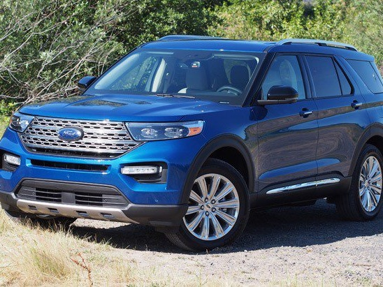 2020 Ford Explorer Review – VIDEO