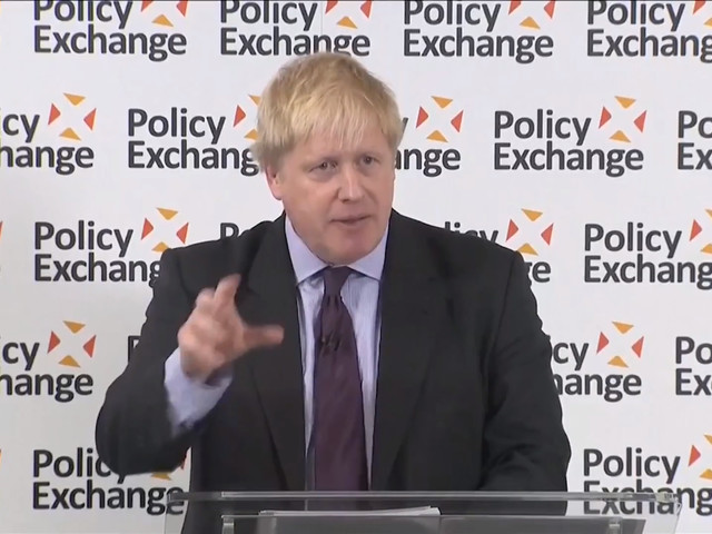 Just some of the times Boris Johnson backed 'vassal state' Brexit policies before the EU vote