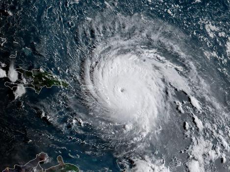 Fierce Hurricane Irma slams into Florida Keys