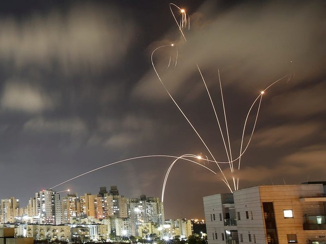 Israel's Iron Dome has blocked some 90% of rockets fired by Hamas, limiting the impact of one of its biggest-ever barrages