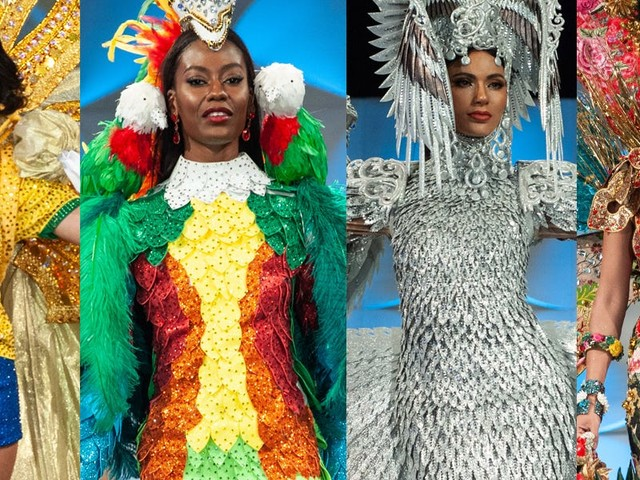 The 27 wildest national costumes from the 2019 Miss Universe pageant