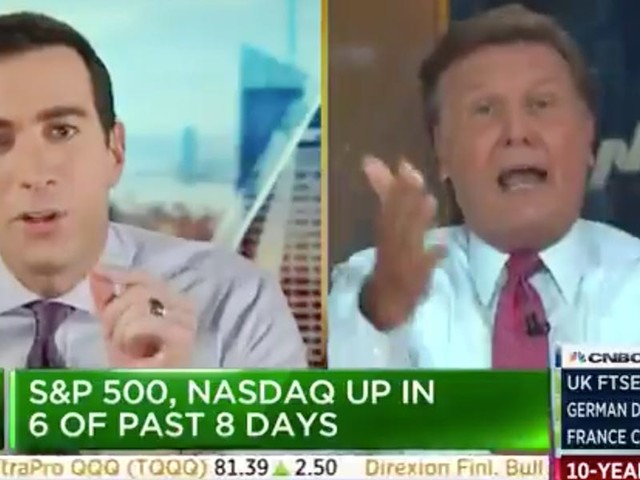 'You didn't panic about anything!': CNBC's Andrew Ross Sorkin and Joe Kernen clashed on live TV over the severity of the coronavirus pandemic