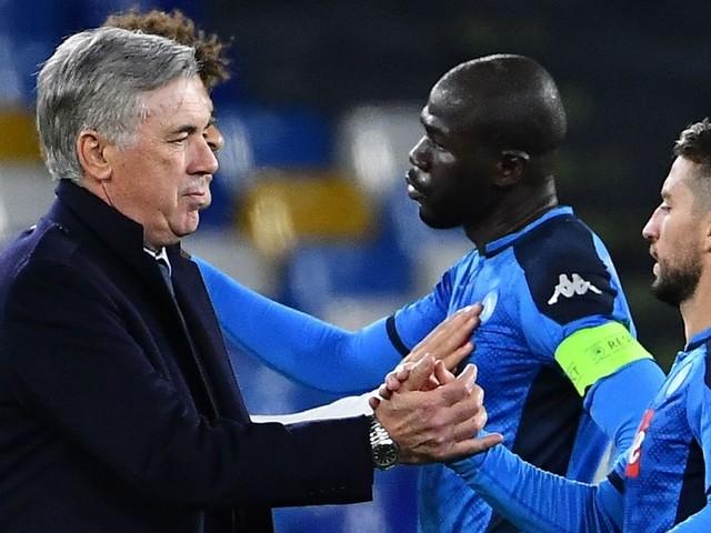 Carlo Ancelotti addresses Napoli sack fears amid links to Arsenal and Everton