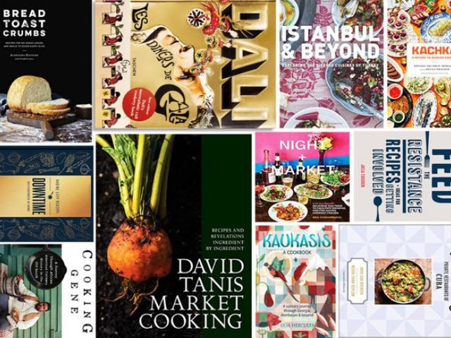 The Best Cookbooks to Give