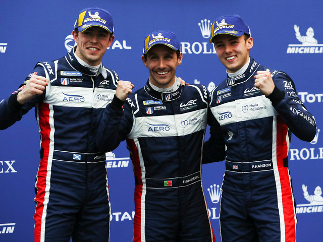Racing lines: the British team gearing up for WEC victory
