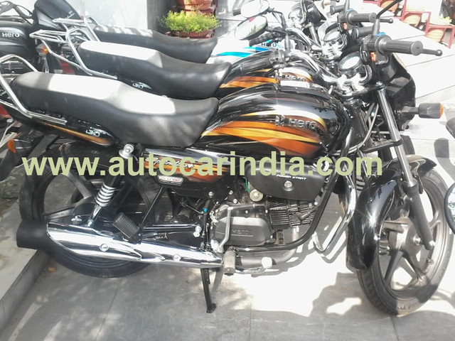 Hero Splendor Plus special edition priced at Rs 55,600